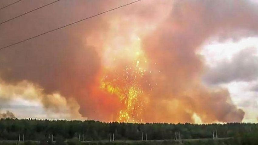 روسيا تقر بحدوث تسرب إشعاعي نووي غربي البلاد