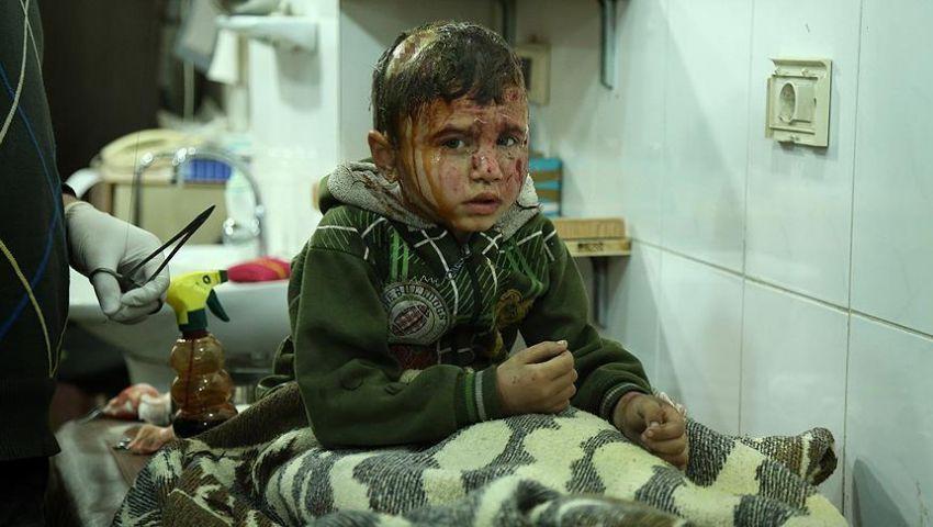 فيديو: في غارة على إدلب.. نظام الأسد يقتل المزيد من الأطفال