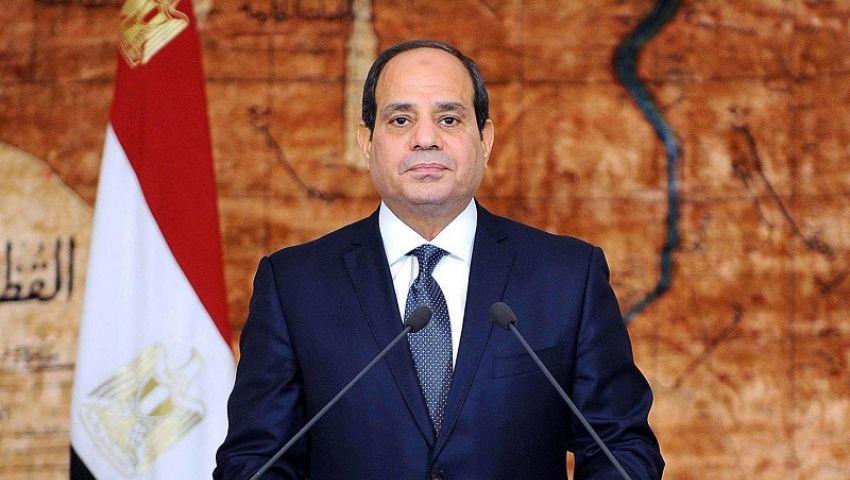 بالأسماء.. السيسي يكرم العلماء المصريين الفائزين بجوائز الدولة