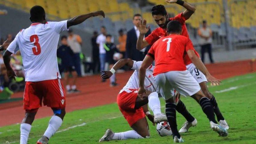 كهربا يتصدر «تويتر» بعد مباراة مصر وكينيا.. واستياء جماهيري بسبب أداء المنتخب
