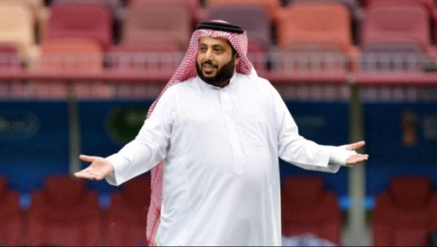 «تركي آل الشيخ يبيع بيراميدز» يتصدر «تويتر»..  وقرار من المالك الجديد بشأن مباراة الأهلي