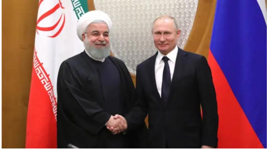 صحيفة نمساوية: الضغط الأمريكي على  إيران  يزيد من أهمية موسكو