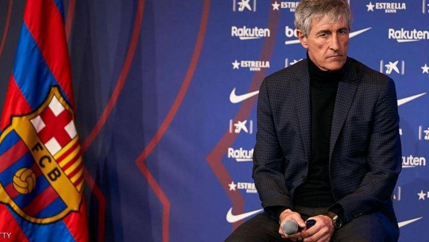 برشلونة وأتليتكو مدريد.. هل ينجو سيتين من الإقالة المنتظرة؟