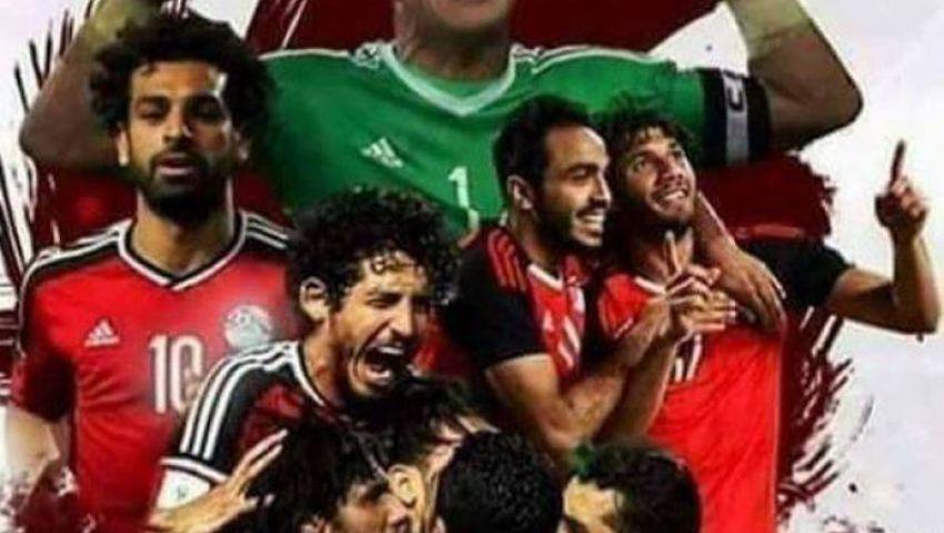 بالفيديو|  قبل  مباراة مصر والأوروجواي.. أغانٍ لدعم المنتخب في كأس العالم
