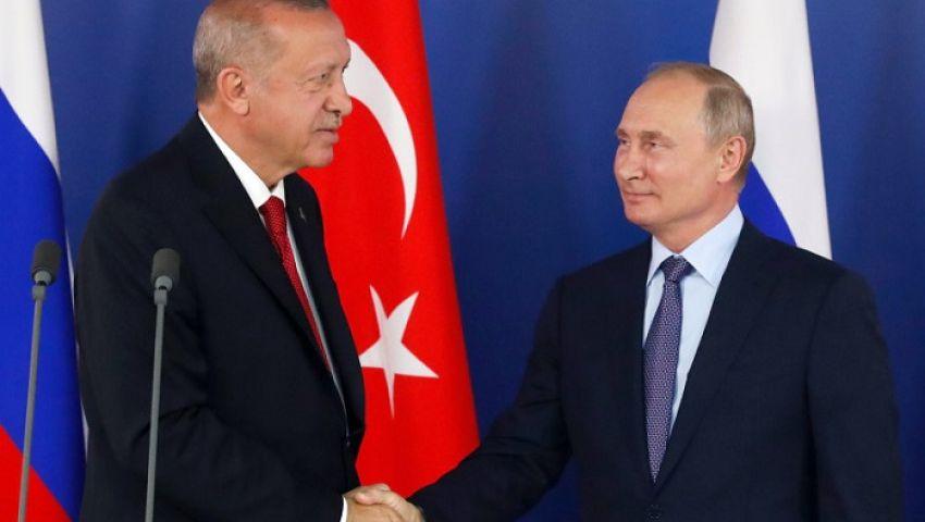 فورين بوليسي: بوتين يتلاعب بأردوغان