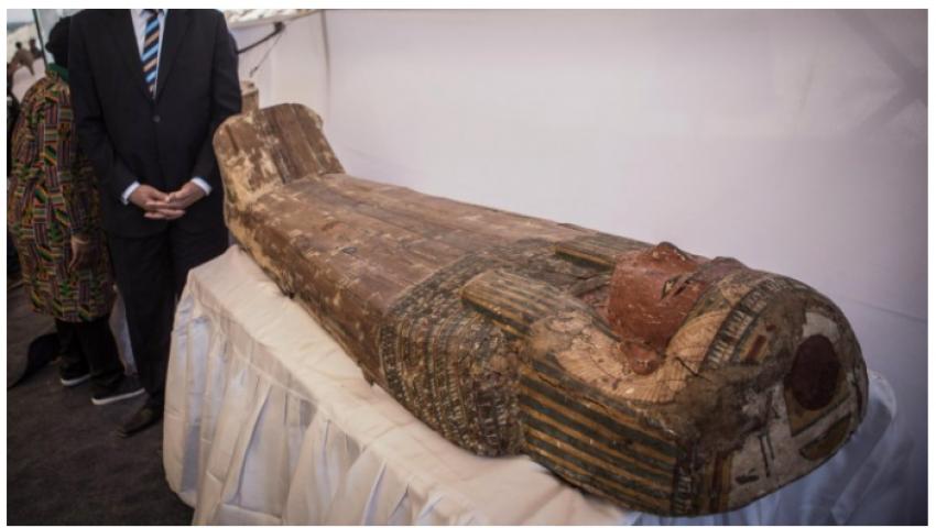 إذاعة ألمانية: طفرة الاكتشافات الفرعونية  تنعش السياحة