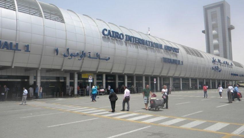 وفد جمعية الصداقة المصرية الفرنسية يغادر القاهرة