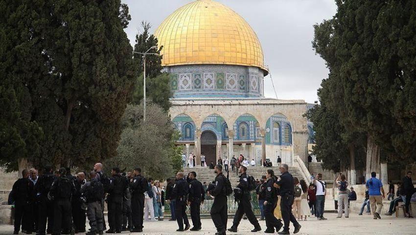 154 مستوطنا يقتحمون المسجد الأقصى تزامنًا مع انتخابات الاحتلال