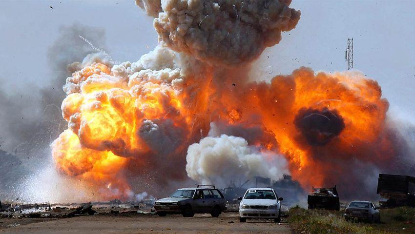 سوري.. انفجار سيارة مفخخة بريف الرقة الغربي
