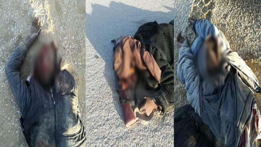 مقتل 8 إرهابيين في عملية مشتركة للجيش والشرطة بالصحراء الغربية