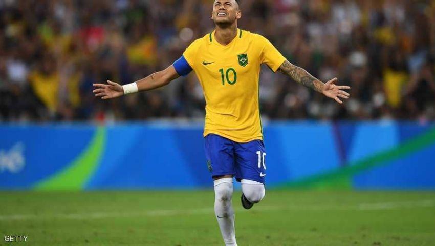 رسميًا.. البرازيل تجرد نيمار من شارة القيادة