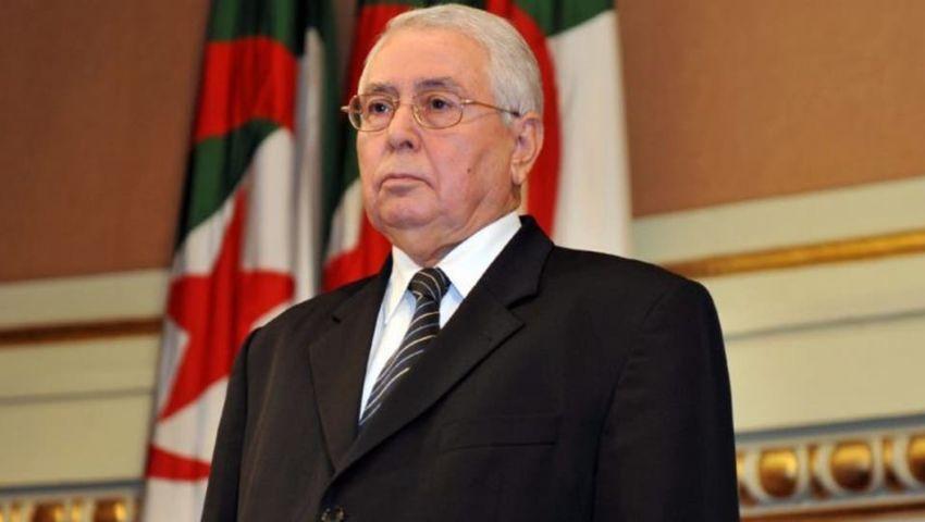 الرئيس الجزائري المؤقت يدعو لتشكيل سلطة مستقلة للانتخابات