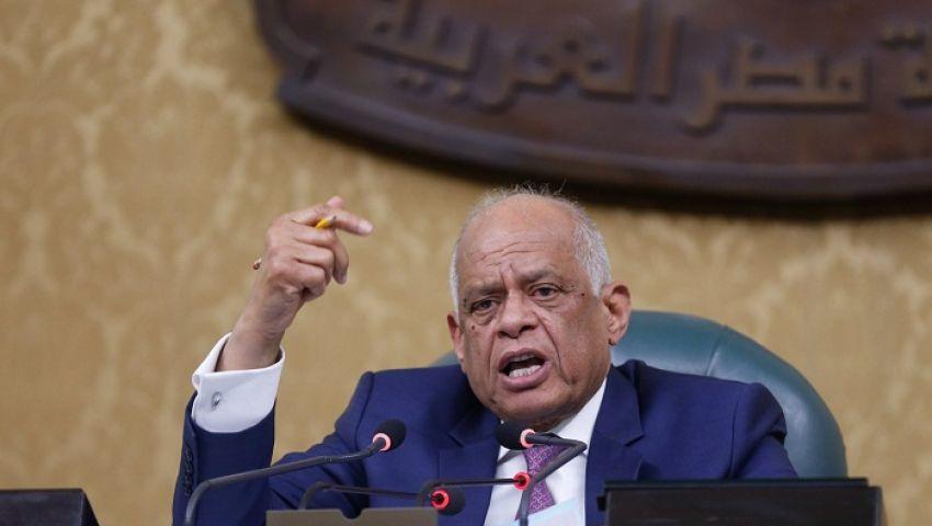 «الحوار مش ديكور»..عبدالعال: أقسم بالله السيسيلم يتدخل فى تعديل الدستور