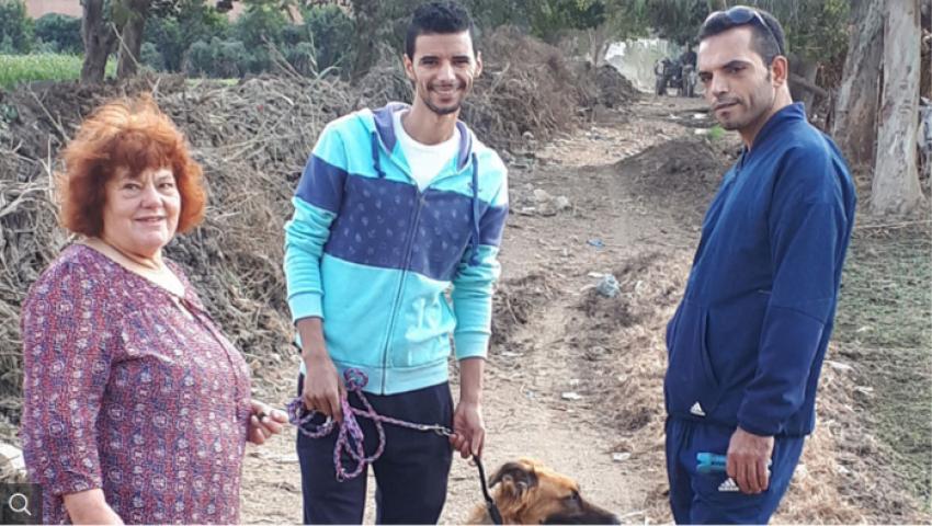 شفيبشه: السفارة الألمانية بالقاهرة تجهض حلم شاب مصري
