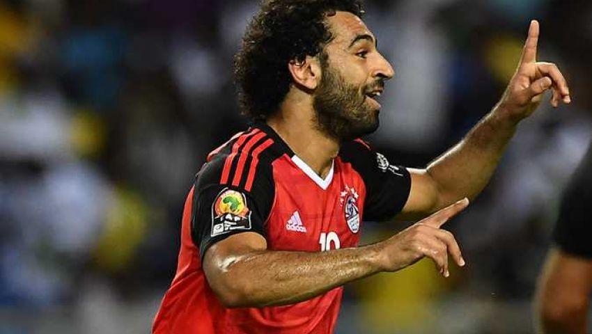 كوبر يمنح «صلاح» راحة من مران اليوم