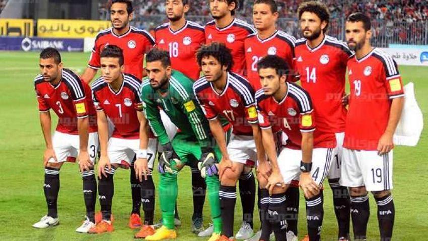الوجوه الجديدة وعودة الشناوي الأبرز في مشاهد مصر والنيجر
