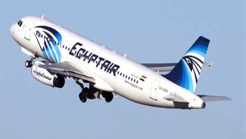 الأطفال على متن رحلة مصر للطيران.. تُقلع من معرض الكتاب