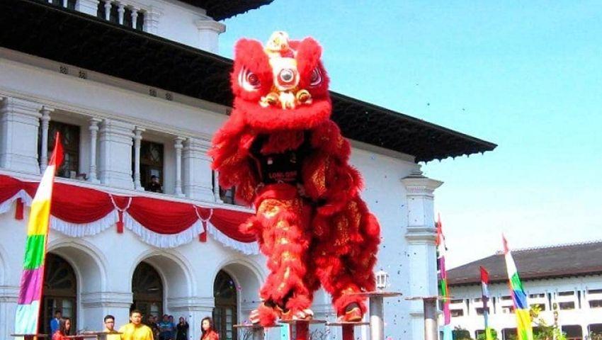 بالصور| بأسماء الحيوانات.. صينيو ماليزيا يحتفلون بالسنة الجديدة «عام الخنزير»