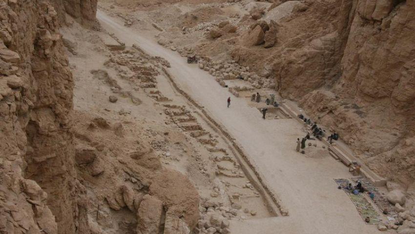 صور| «الآثار» تعلنالتفاصيل الكاملة للكشف الأثري في الأقصر