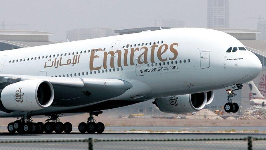 تعليق رحلات الركاب بـ «طيران الإمارات».. وآل مكتوم:  العالم فعليًا في حجر صحي