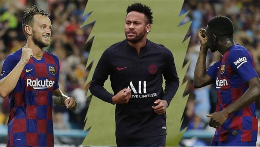 برشلونة يحدد موعد الإعلان الرسمي للتعاقد مع البرازيلي نيمار