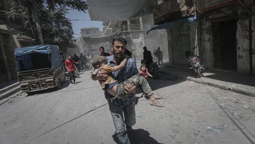 الجارديان لـ المجتمع الدولي: أوقفوا المذبحة.. أنقذوا إدلب