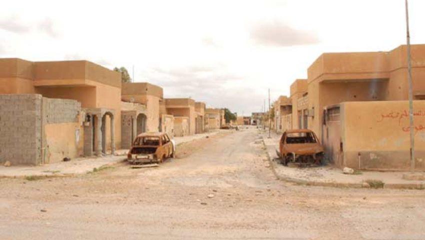 الربيع العربي في «تاورغاء» الليبية.. الحنين للوطن يهزم آلام التهجير
