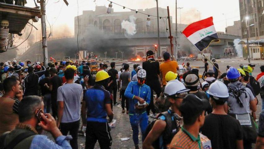 في يوميات العراقيين.. آخر مستجدات احتجاجات الدم والنار