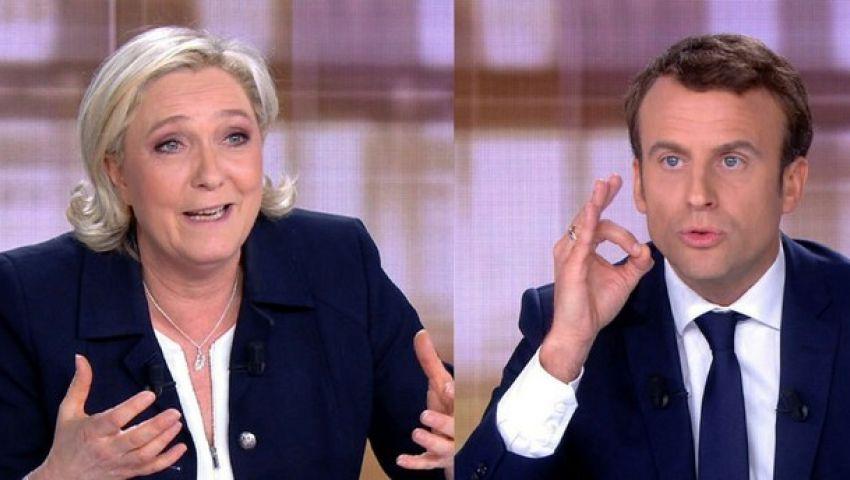 في انتخابات البرلمان الأوروبي.. ثنائبة ماكرون- ماري لوبان تتكرر
