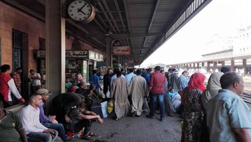 بالصور| مواعيد تشغيل حركة القطارات في عيد الفطر