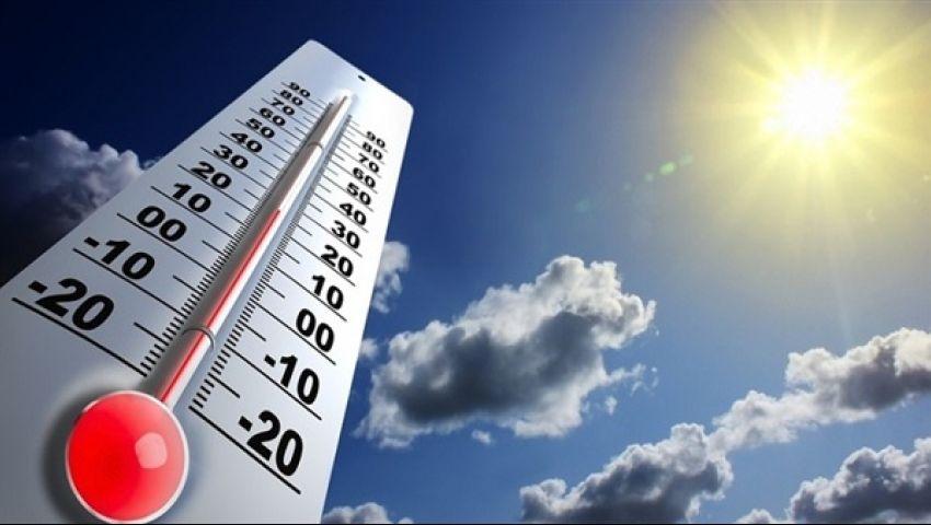 فيديو  ارتفاع درجات الحرارة غدا الثلاثاء.. والأرصاد للمصريين: لا تنخدعوا