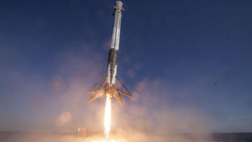 صاروخ فضائي روسي ينطلق حاملًا 28 قمرًا صناعيًّا