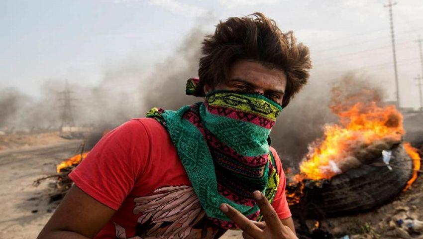 صحيفة بريطانية: مع قطع الإنترنت.. المتظاهرون العراقيون يخشون من «مجزرة»