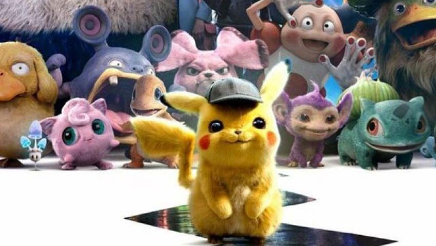 بممثلين حقيقيين.. Pokemon يكتسح شباك التذاكر بعد يومين من عرضه