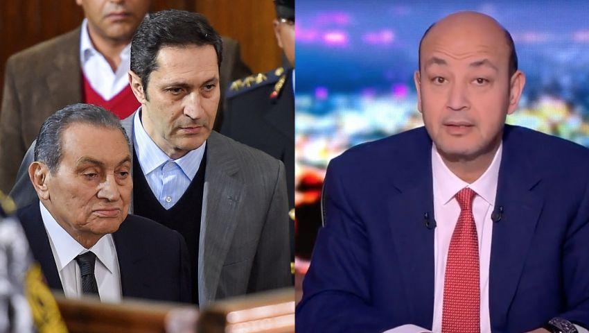 أكشن تاني مرة .. نجل مبارك يشن حربًا كلامية عن بُعد ضد «أديب»