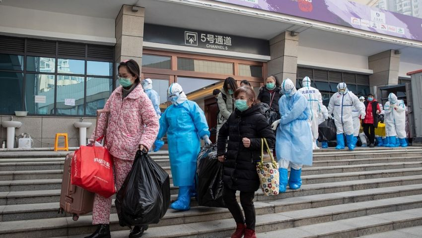 إصابات كورونا في الصين.. رقم مُبشّر لم يحدث من قبل
