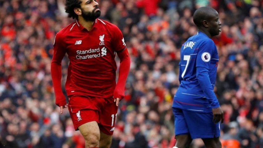 جماهير «الريدز» تتغنى بـ محمد صلاح بعد مباراة تشيلسي.. ومغردون: «الفوز ذهب لمن يستحقه»