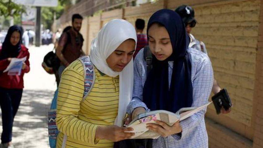 غياب 38 طالبًا عن امتحان اللغة الإنجليزية بشمال سيناء