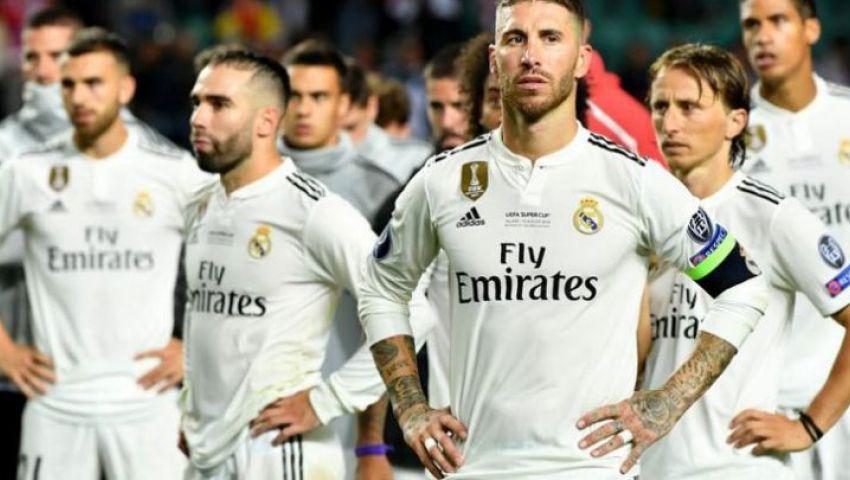 إنفوجراف| التشكيل الرسمي لريال مدريد أمام أتلتيك بيلباو