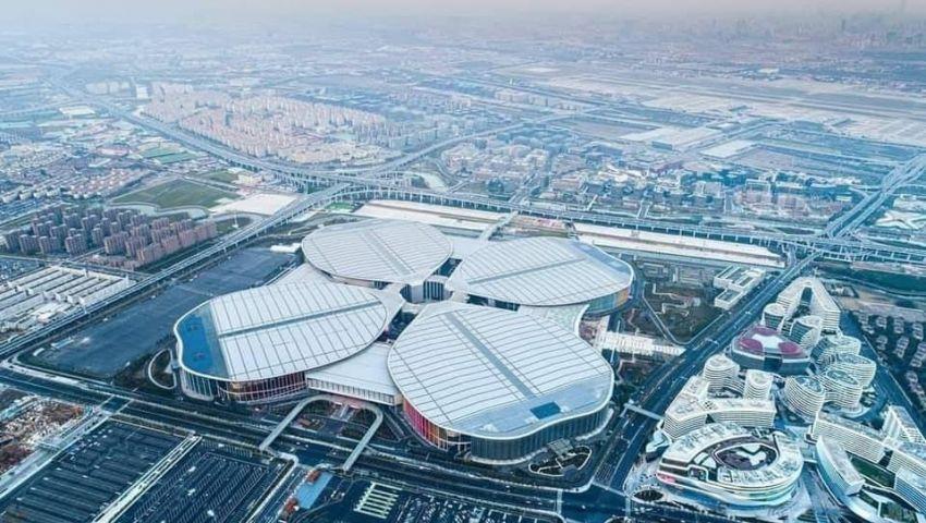 صور  بمشاركة 400 ألف زائر.. دورة استثنائية لمعرض الصين الدولي الثالث للواردات