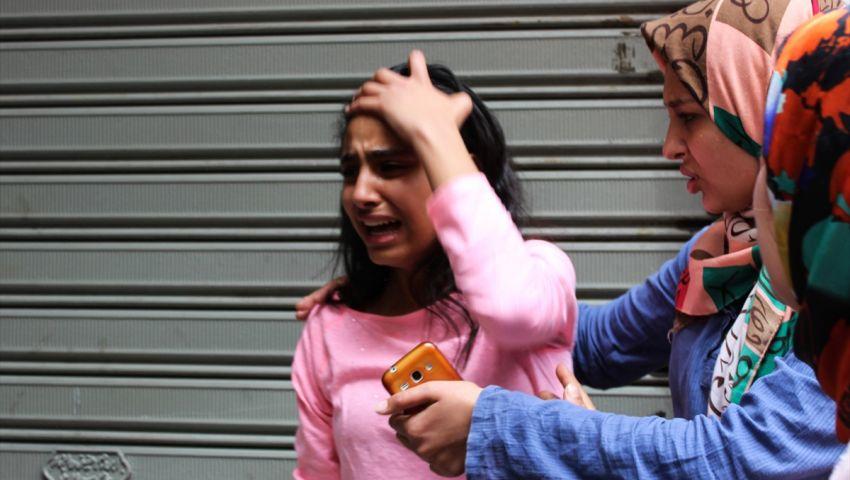 فيديو| في انفجار الكنيسة المرقسية.. «أسماء» عريف شرطة اختارتها السماء