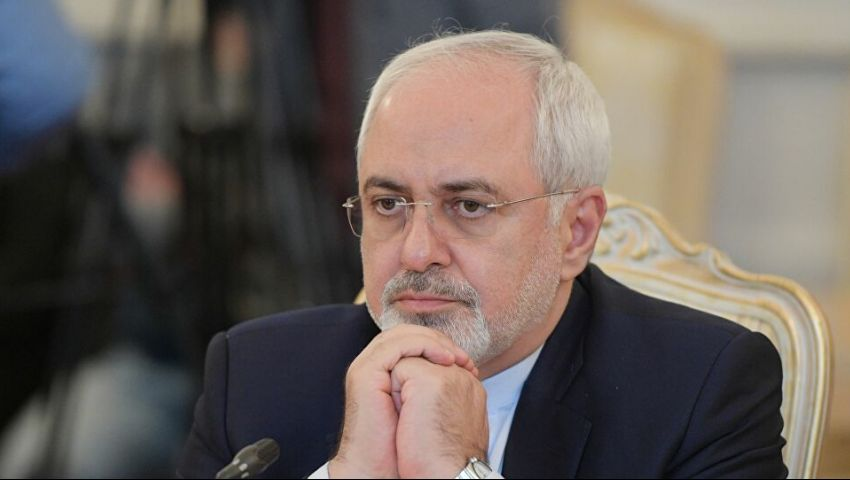 ظريف: وزير الخارجية الأمريكي «كاذب ومخادع وسارق»