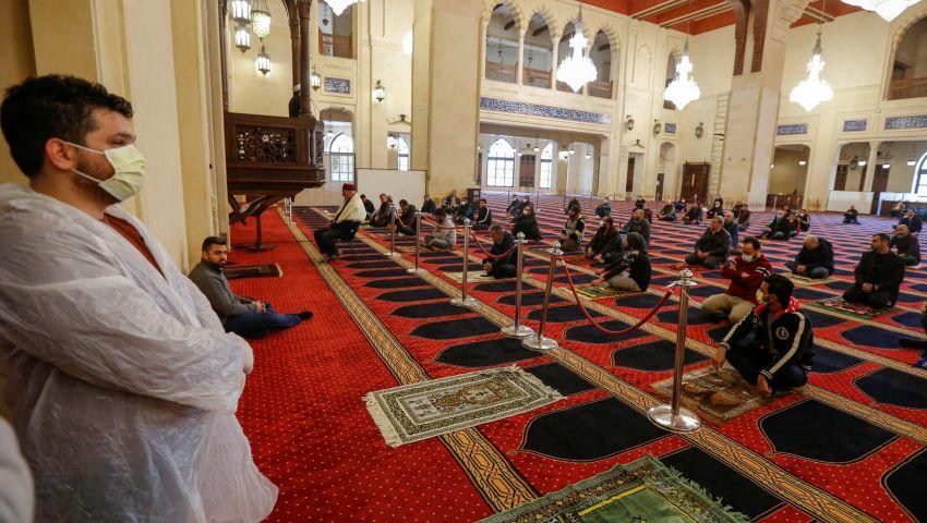 بث مباشر.. نقل شعائر صلاة الجمعة من مسجد السلطان حسن