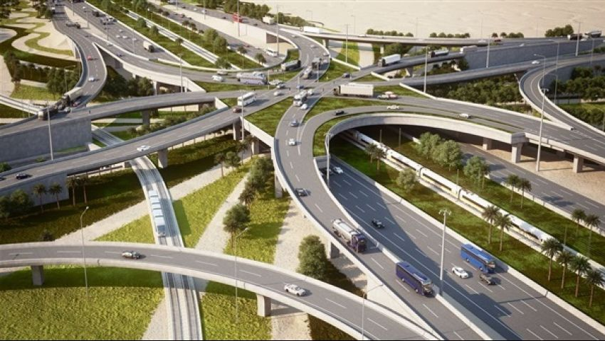 افتتاح محور روض الفرج.. السيسي: لو تأخرنا في تنفيذ المشروع لكلفنا 400 مليار جنيه