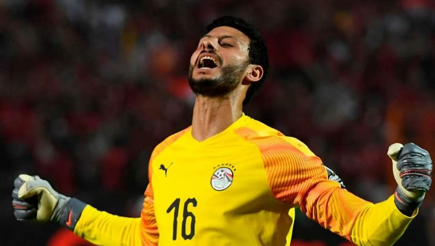 «رجل مباراة أوغندا».. محمد الشناوي حديث جماهير الكرة على «تويتر»
