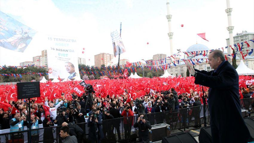أردوغان للأوروبيين: غدًا ستحتاجون قيمًا انتهكتموها طمعًا في أصواتٍ انتخابية