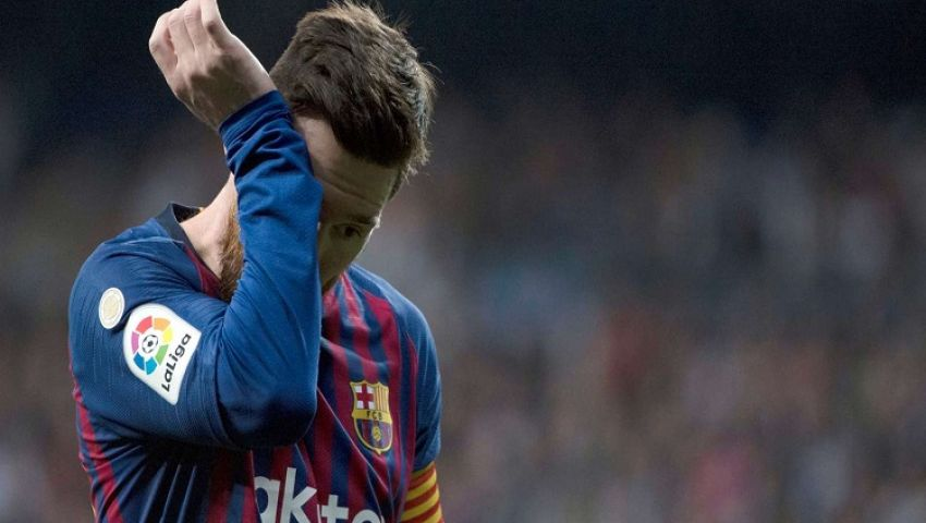 ميسي يوجه صدمة عنيفة لمشجعي برشلونة قبل مواجهة ريال بيتيس بالليجا غداً