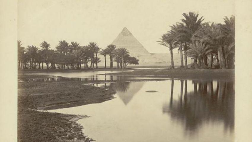 متحف سويسرى يعرض صورًا نادرة للقاهرة عام  1870