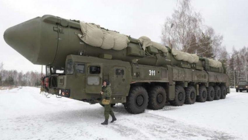 بين الثلوج.. هكذا تستعرض روسيا صواريخها النووية في 2018