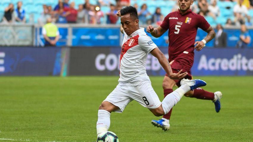 فيديو| كوبا أمريكا.. التعادل يحسم مباراة فنزويلا وبيرو